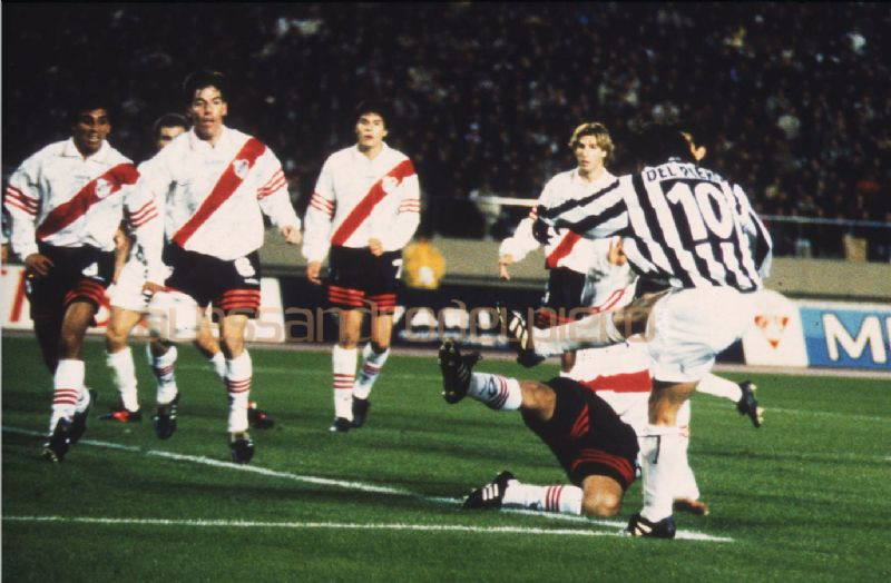 26th November 1996: UNFORGETTABLE